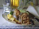 Matjes-Krabben-Rührei Rezept