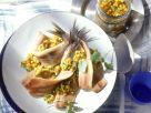 Matjesfilets mit Mangosalsa Rezept