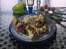 Matjesspieße mit Kartoffelsalat Rezept