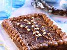 Mazurek mit Schokoladenglasur (Osterkuchen aus Polen) Rezept