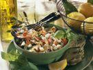 Mediterraner Artischocken-Tomatensalat Rezept