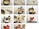 Mediterranes Ziegenkäsetörtchen Rezept