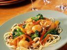 Meeresfrüche-Pasta Rezept