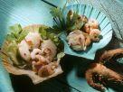 Meeresfrüchtesalat nach karibischer Art Rezept