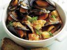 Meeresfrüchtesuppe Rezept