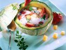 Melonen-Erdbeer-Suppe Rezept