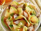 Melonensalat mit Hähnchenbrust Rezept