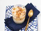 Milchreis-Nuss-Birnen-Trifle Rezept