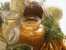 Milchsauer eingelegtes Gemüse Rezept