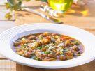 Minestrone (Gemüsesuppe, Italien) Rezept