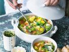 Minestrone mit Pistou-Soße Rezept