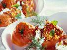 Mit Lamm gefüllte Tomaten Rezept
