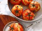 Mit Risotte gefüllte Tomaten Rezept