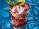 Mojito mit Cranberrysaft Rezept