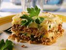 Moussaka mit Kartoffel und Zucchini Rezept