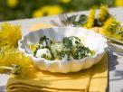 Mozzarellabällchen mit Kräutern Rezept