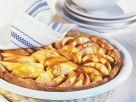 Mürbeteig-Apfelkuchen mit Karamell Rezept