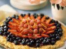 Mürbteig-Beerenkuchen Rezept