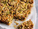 Müsliriegel mit Aprikosen und Leinsamen Rezept