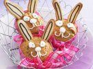 Muffin-Hasen zu Ostern Rezept