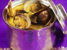 Muscheln in Kokossauce Rezept