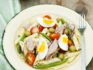 Nizzasalat mit Thunfisch Rezept