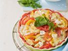 Nudelauflauf mit Tomaten Rezept