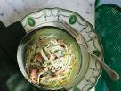 Nudeln mit Lachs-Sahnesauce Rezept