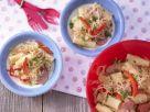 Nudelsalat mit Cabanossi Rezept