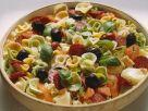 Nudelsalat mit Kabanossi und Tomaten Rezept