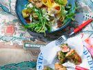 Nudelsalat mit Kräuter-Lachs Rezept