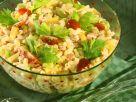 Nudelsalat mit Schinken und Ananas Rezept