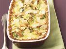 Nuss-Broccoli-Gratin Rezept