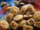Nuss-Marmeladenplätzchen Rezept