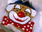 Nusskuchen-Clown Rezept