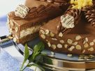 Nusstorte mit Schokoladenmousse Rezept