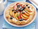 Obst-Pizza Rezept