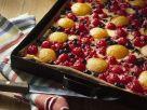 Obstkuchen mit Schmand Rezept