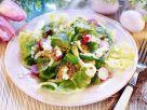 Österlicher Gemüsesalat mit Lauchzwiebeln Rezept