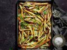 Ofen-Pommes-frites Rezept