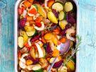 Ofengemüse mit Kartoffeln Rezept
