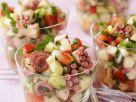 Oktopussalat mit Gemüse Rezept