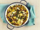 Omelett mit Kürbiskernen- und Öl Rezept