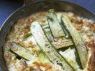 Omelett mit Zucchini Rezept