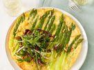 Omelette vom Spargel Rezept