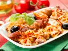One Pot Pasta Pizza Style Rezept