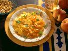 Orangen-Pfirsichsalat Rezept