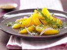 Orangen-Zwiebel-Salat Rezept