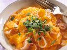 Orangensalat mit Möhren Rezept