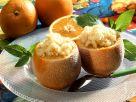 Orangensorbet Rezept